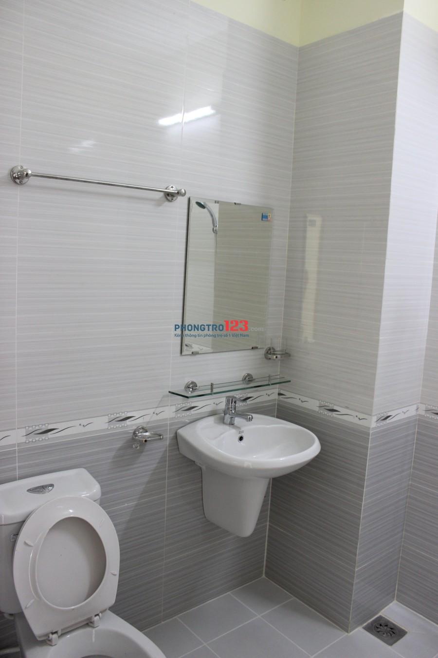 Phòng rộng đẹp 20m2, 3triệu, Nguyễn Hồng Đào, P.14, Tân Bình