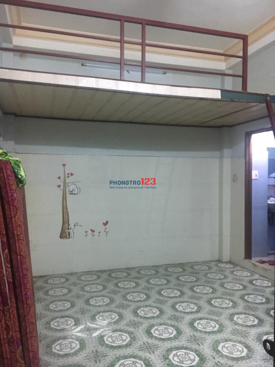 Cho thuê phòng trọ Tân Bình 12m2
