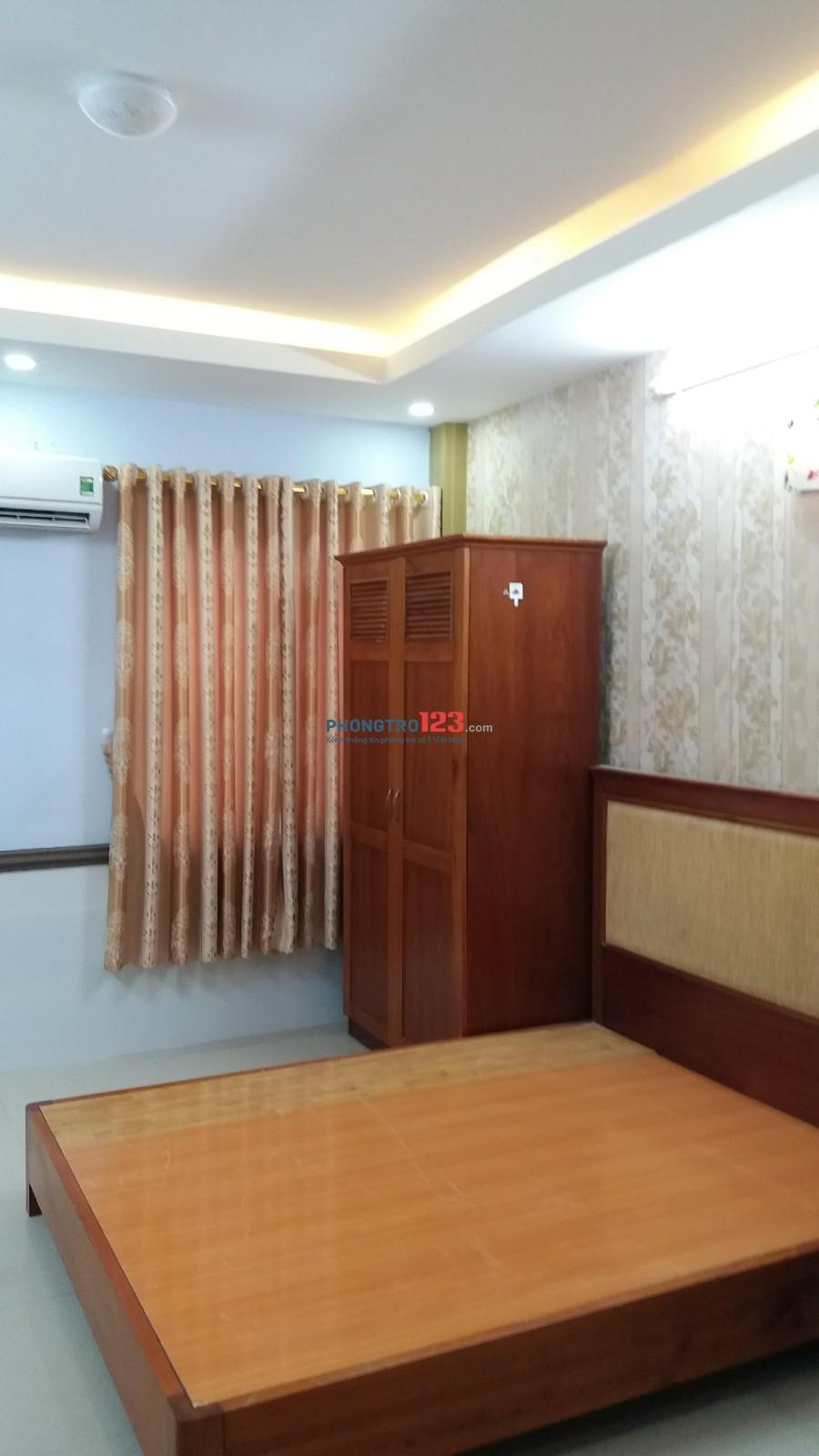 Cho thuê phòng đầy đủ tiện nghi. Đường Gò Dầu, Tân Phú