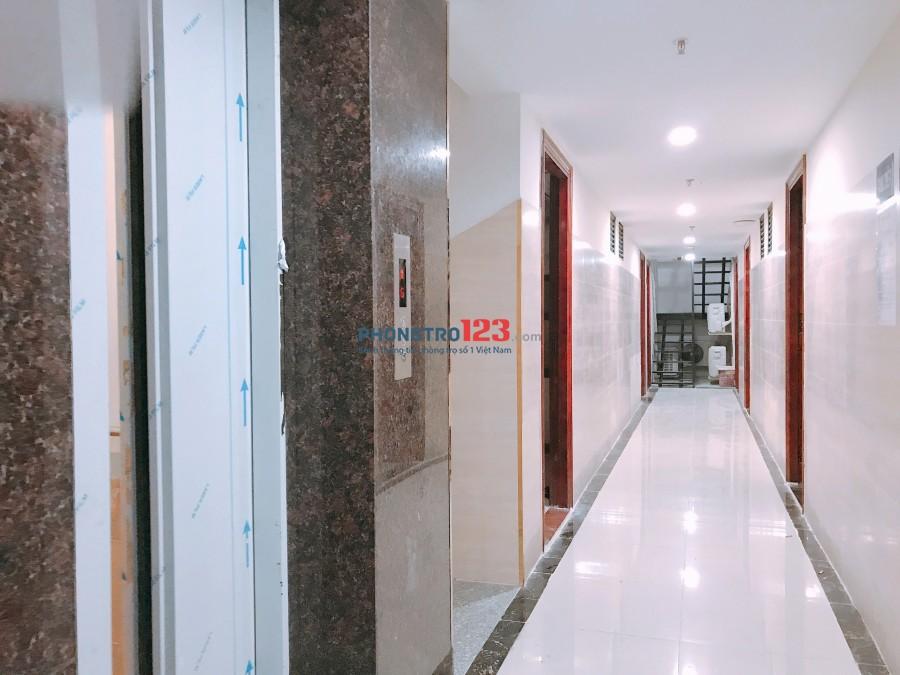 Cần cho thuê căn hộ Quận 7, không nội thất, 25m2, có máy lạnh, giá 4tr/th, Liên hệ: 0966.109.778