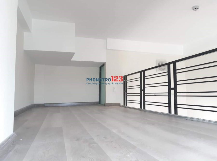 Phòng cho thuê đầy đủ nội thất giá rẻ Quận Tân Phú