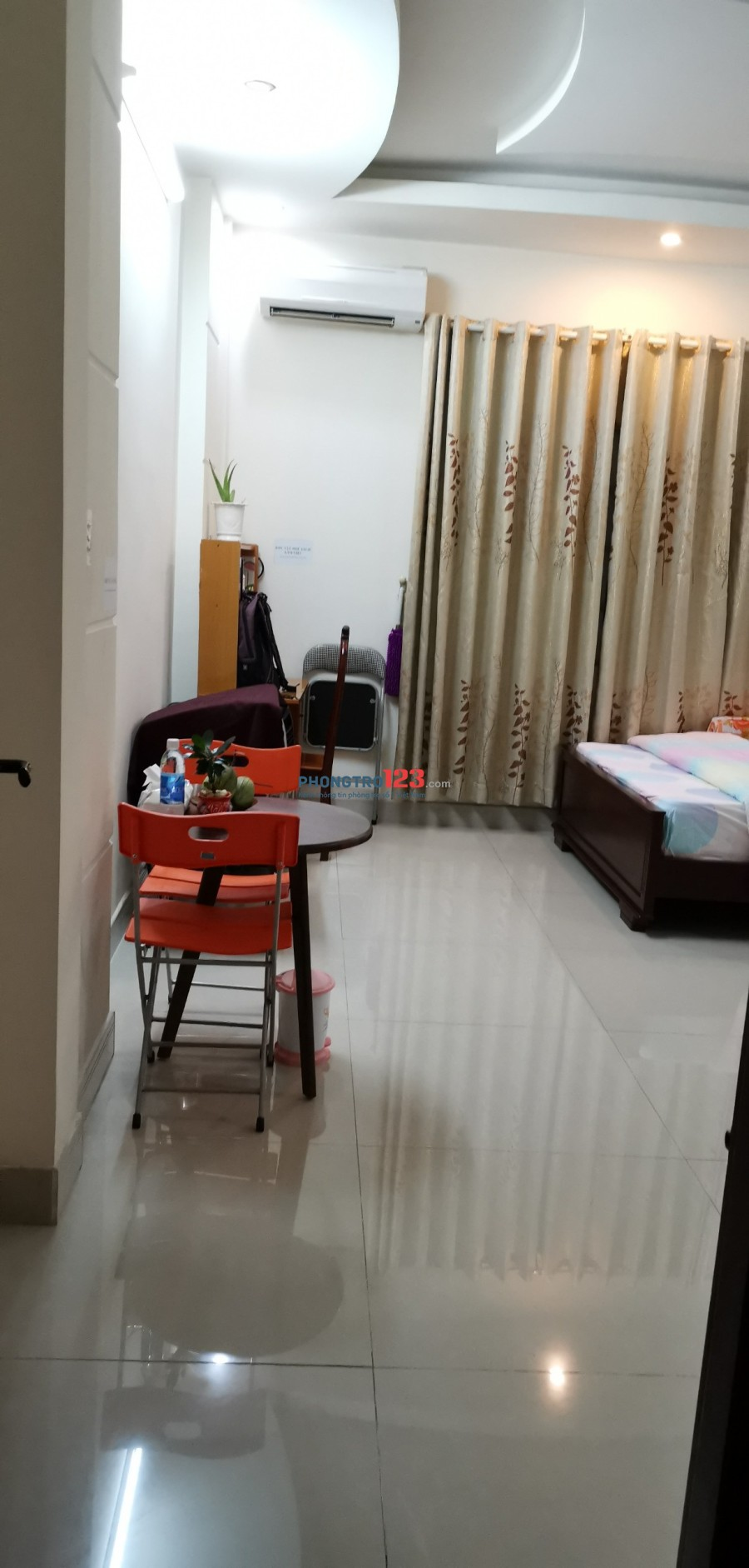 Tìm nữ ở ghép Q.6 nhà phố an ninh, xanh, sạch, đẹp, bao trọn chi phí 2.3tr/tháng/người
