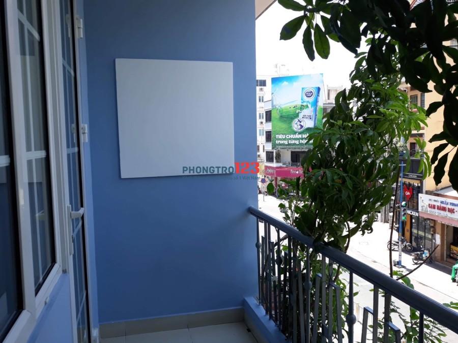 Cho thuê căn hộ 42m2 trong khu chung cư đường Hai Bà Trưng, Quận 1