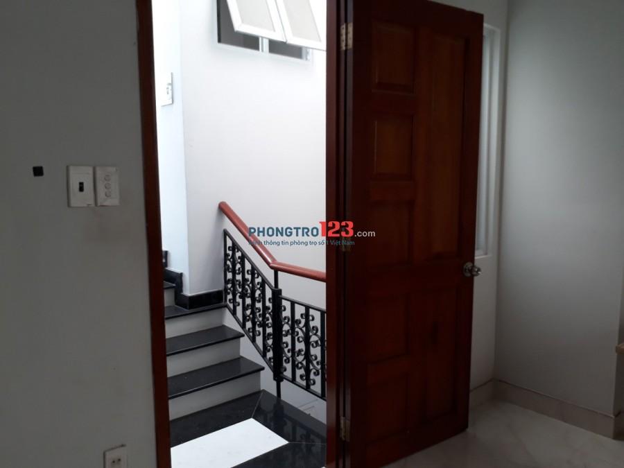 Cho thuê phòng trọ đường Huỳnh Tấn Phát gần KCX Tân Thuận & Siêu Thị Vincom Trần Trọng Cung
