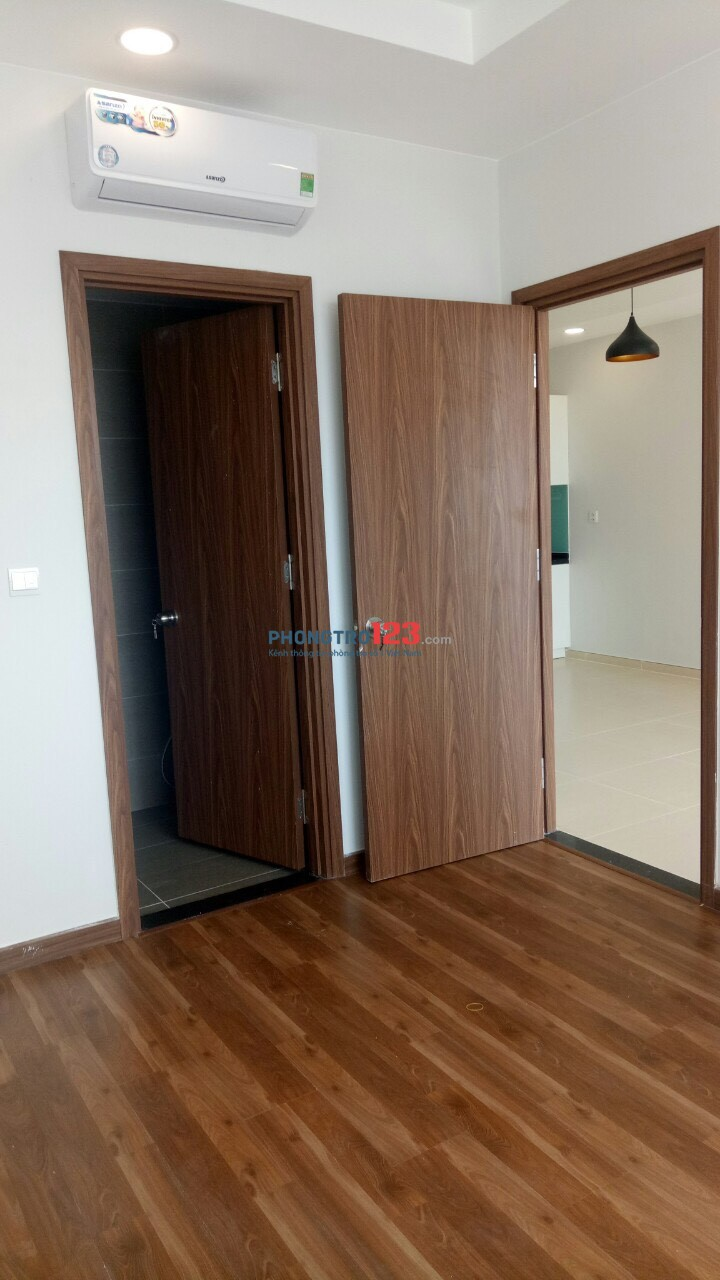 Cho thuê phòng Master trong chung cư, có WC riêng, có thể ở từ 1-2 bạn