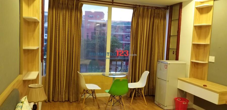 Chính chủ cho thuê phòng căn hộ cap cấp, tiện nghi, ngay tòa nhà viettel TT Q.10