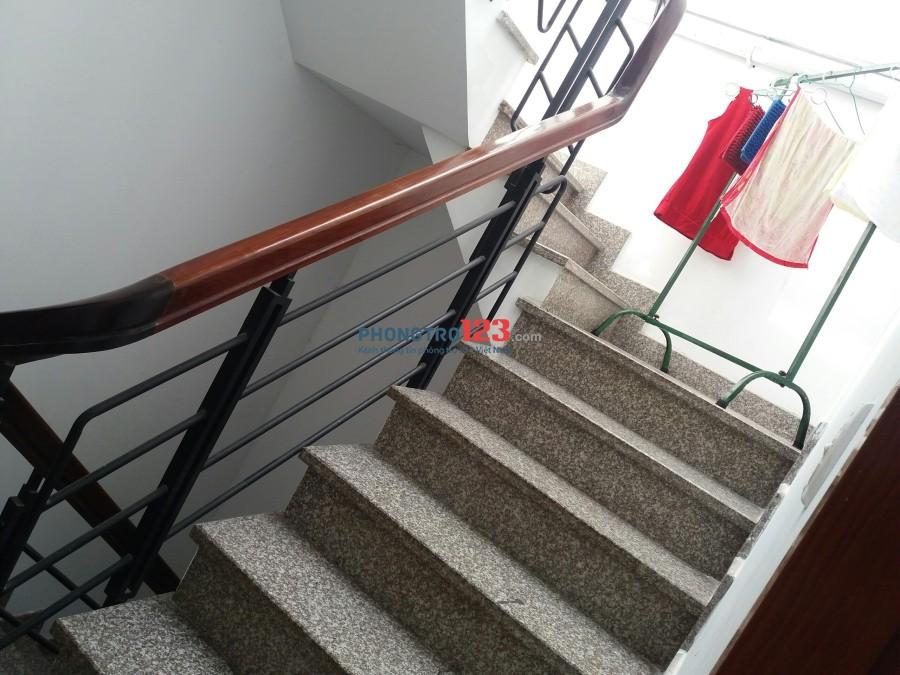 Cho thuê phòng full nội thất ở Cư Xá Bắc Hải, Quận 10