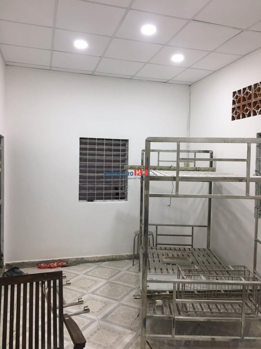 Phòng cho nữ CNV, sinh viên Tân Bình, Phạm Văn Hai