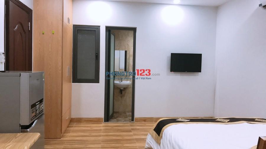Căn hộ, phòng cho thuê Quận Tân Bình