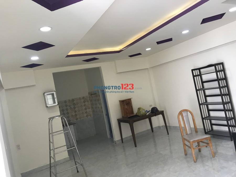 Cho thuê nhà nguyên căn hẻm 96 đường Tân Mỹ, phường Tân Thuận Tây, quận 7