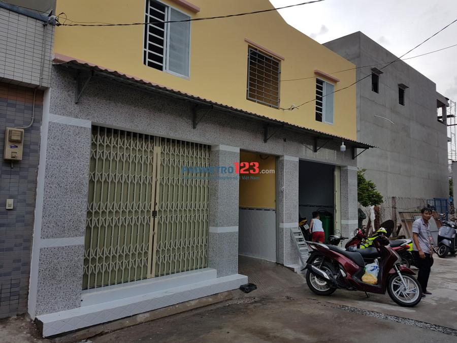 Cho thuê phòng trọ mới xây thoáng mát tại Phường 15, Tân Bình