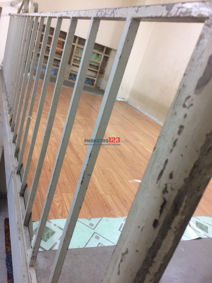 Phòng trọ Tân Bình, 12m2 giá 2.2 triệu, có gác, lan can, sạch sẽ, thoáng mát