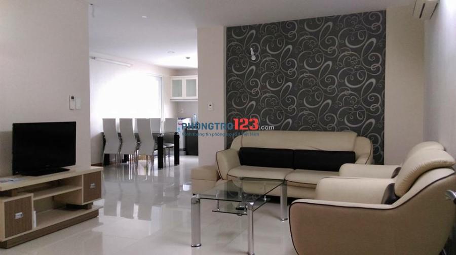 Cho thuê căn hộ cao cấp BMC (Q1)