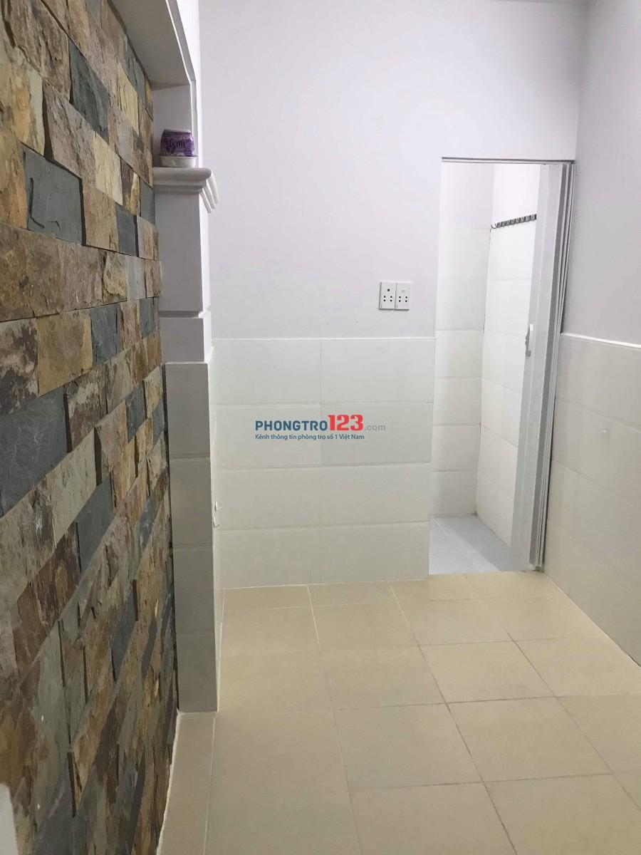Cho thuê phòng trọ sạch đẹp, an ninh quận Tân Bình