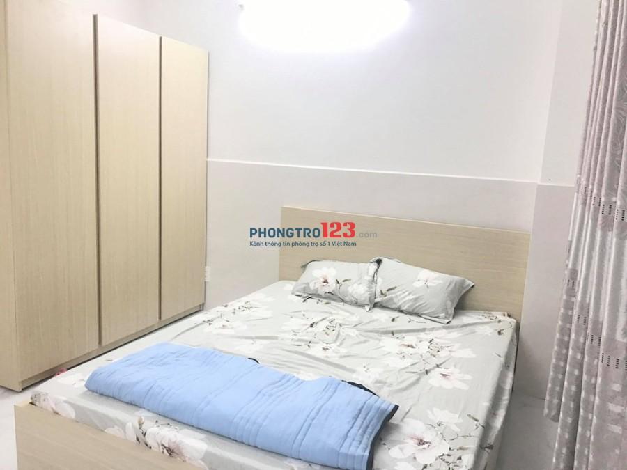 Căn hộ mini 22m2 tiện nghi đường Nguyễn Thị Thập
