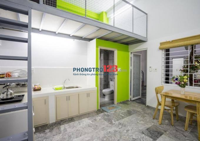 Phòng mới xây 30m2 tiện nghi đường Nguyễn Thị Thập