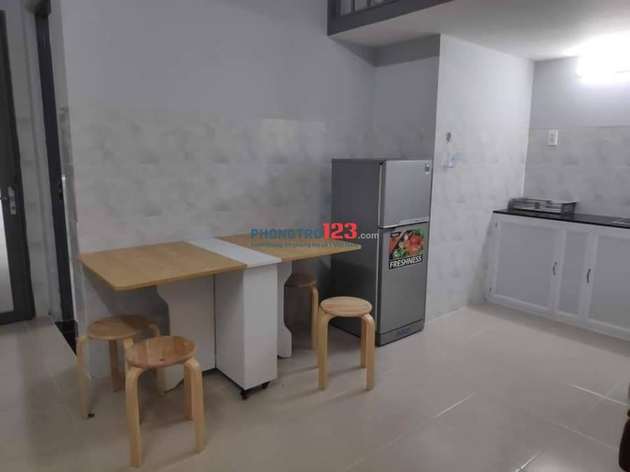 Phòng tiện nghi có gác đẹp đường Nguyễn Hữu Thọ