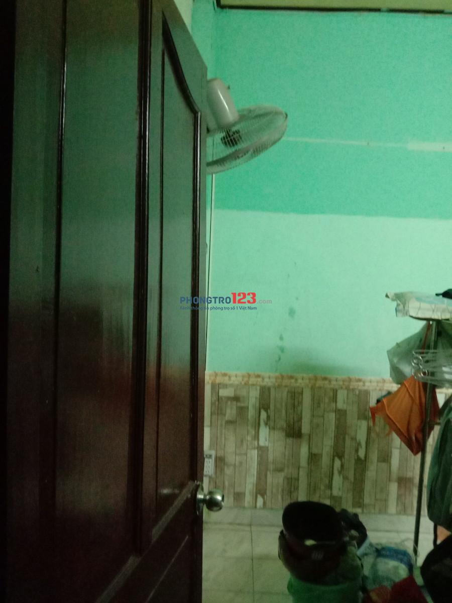 Nữ ở ghép phòng Nguyễn Văn Đậu gần ngã tư Hoàng Hoa Thám 1tr, phòng 2 người