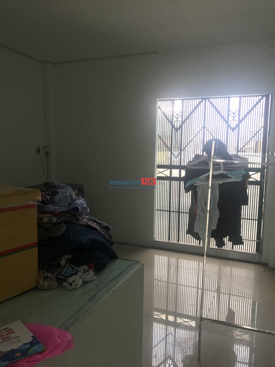 Cho thuê 4 phòng trọ trong nhà nguyên căn, đầu tháng 7 dọn vô ở được