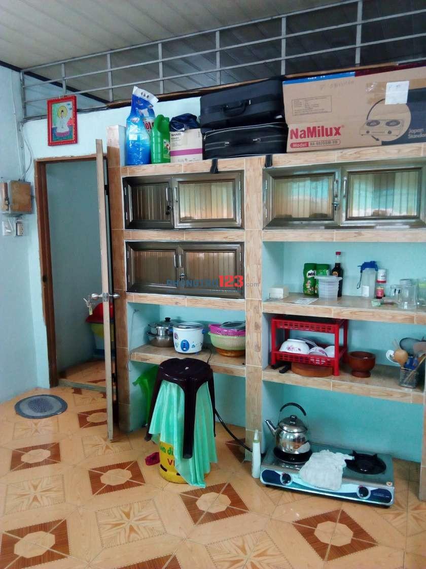 Phòng trọ tiện nghi ở Q10 cách ĐHBK 300m (phía sau Bưu điện Phú Thọ đối diện chung cư Bưu Điện)