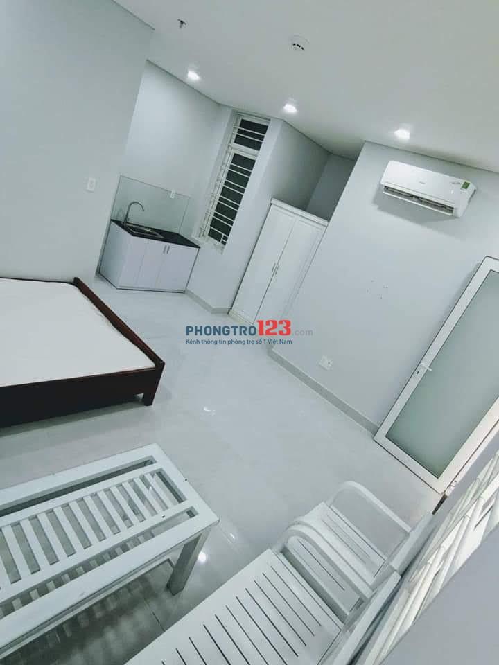 Cho thuê phòng mới xây, full nội thất, thoáng mát, an ninh