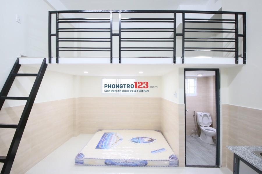 Căn hộ mini full nội thất cao cấp gần cầu Kênh tẻ, lotte mart, dh tdt