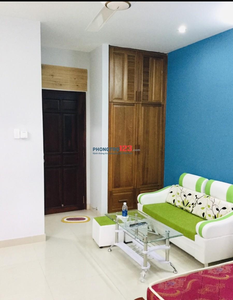 Phòng trọ cao cấp dạng căn hộ mini đầy đủ tiện nghi