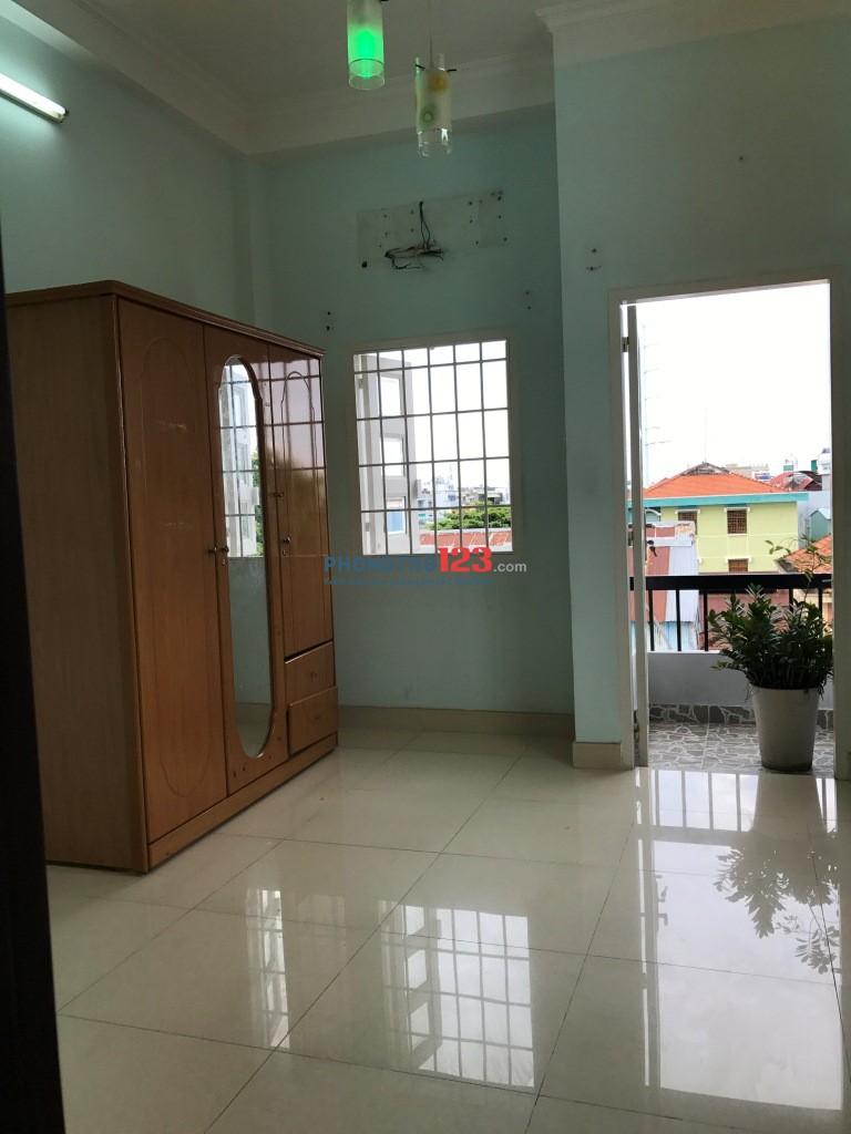 Phòng mini giá rẻ, thoáng mát, an ninh. Gần Phạm Văn Đồng