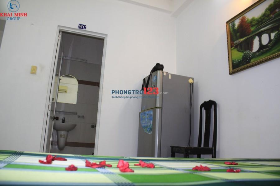 Căn hộ FULL NỘI THẤT,2 phòng ngủ , gần sân bay, 232/45 Cộng Hòa, Tân Bình