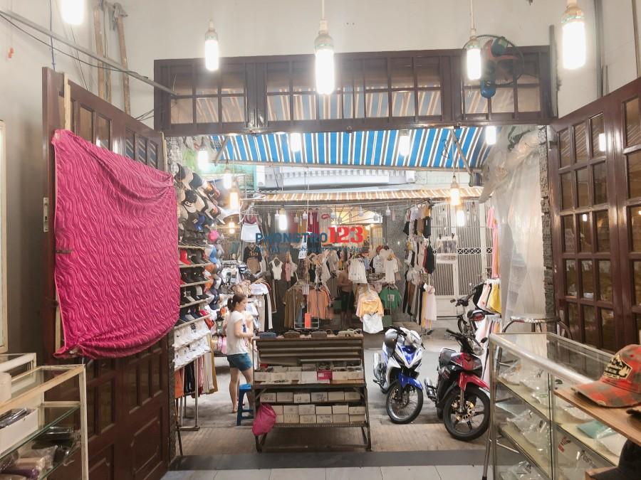 Cho thuê mặt bằng kinh doanh trong chợ Hạnh Thông Tây, Q.Gò Vấp, giá 12tr/tháng Mr Hải