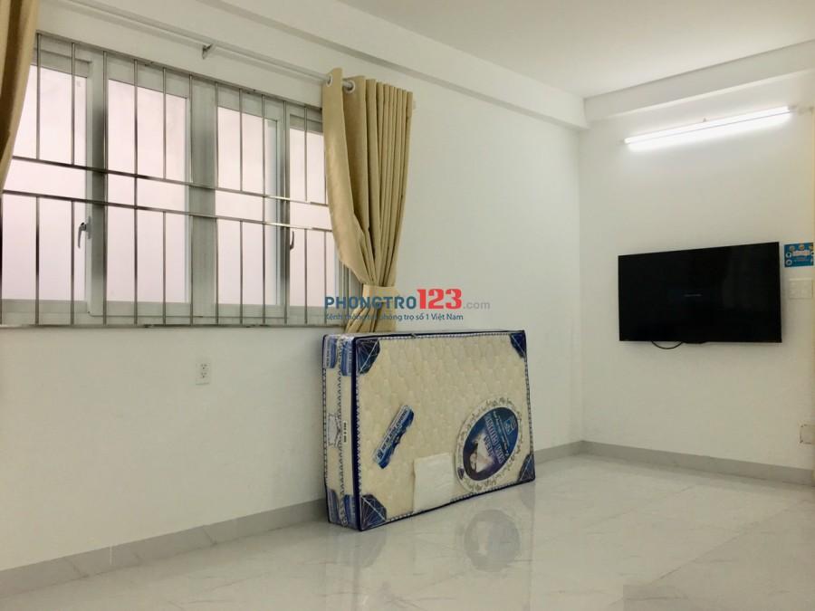 Căn hộ Mini, Full Nội Thất, Thang máy, DT 35m2, Giá 6.5tr, Giờ TD, Không Chung Chủ tại 85 Nguyễn Văn Qùy, Q.7