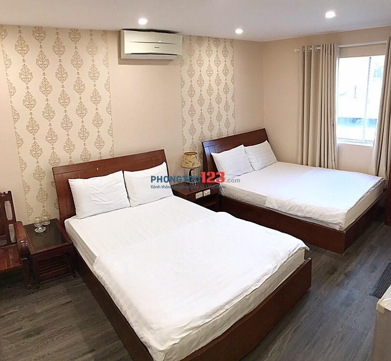 Cho thuê dài hạn phòng khách sạn ngay Lê Hồng Phong, TP.Vũng Tàu. Chỉ 3.5tr/tháng