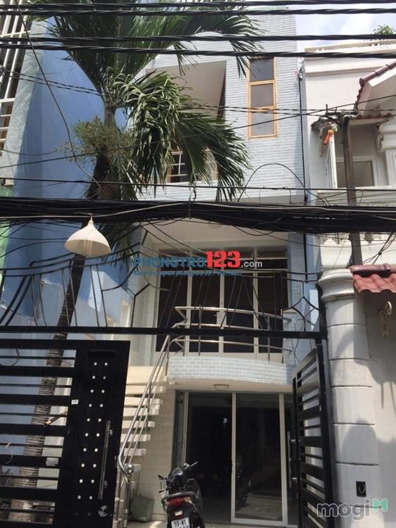 Chính chủ cho thuê căn hộ mini trung tâm Q3