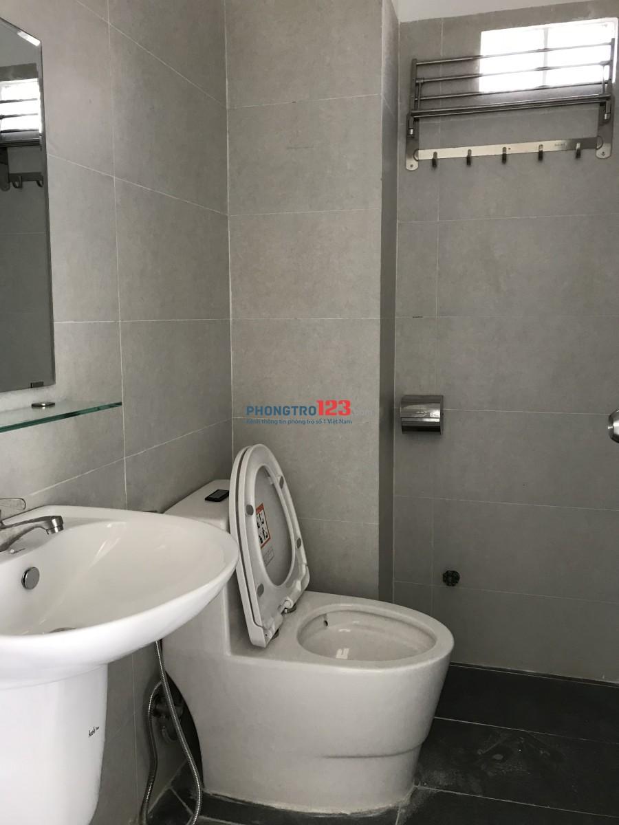 Phòng trọ cao cấp giá rẻ dành cho khách nữ (gần Lotte)