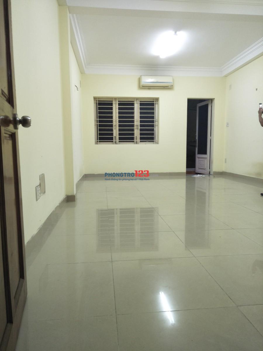 Phòng siêu thoáng mát, 40m2, 5tr, Nguyễn Thái Bình, Tân Bình