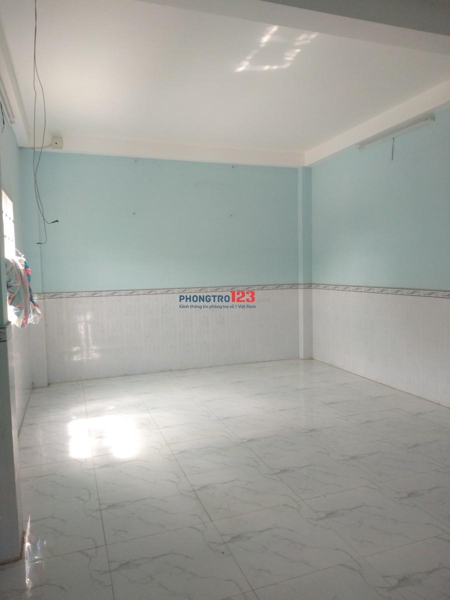 Phòng trọ quận Bình Tân
