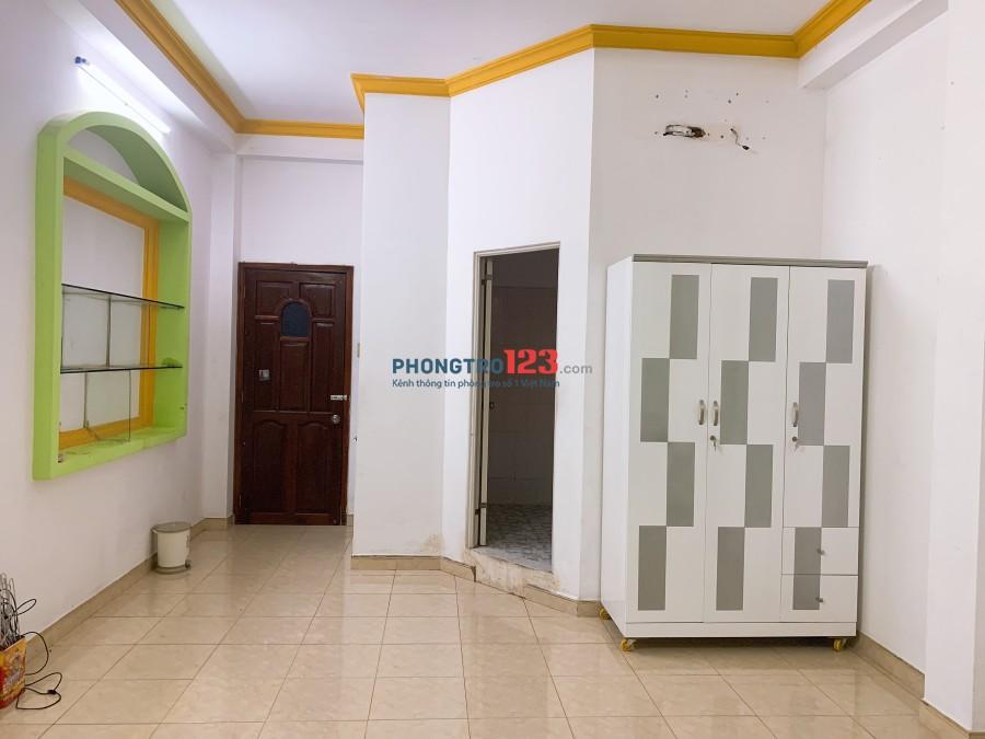 Phòng trọ 168 Phạm Ngũ Lão Gò Vấp kế Big C Nguyễn Kiệm gần sân bay