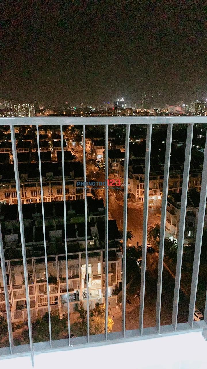 Cho thuê 1 phòng - căn hộ 72m2 - chung cư cao cấp Jamona Height Quận 7