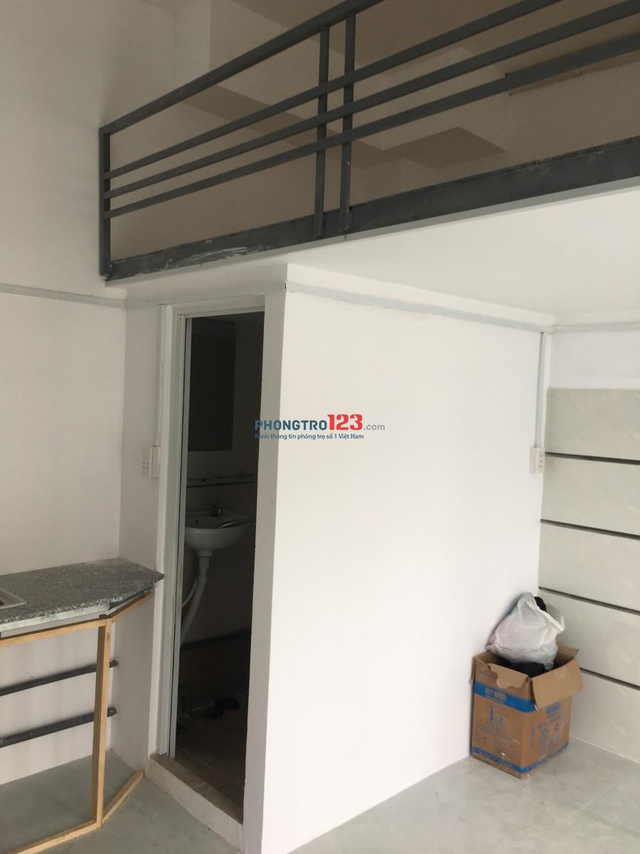 Phòng cao cấp có máy lạnh mới xây