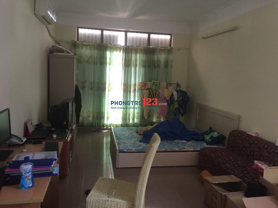 Chính chủ cho thuê phòng trọ phố Duy Tân