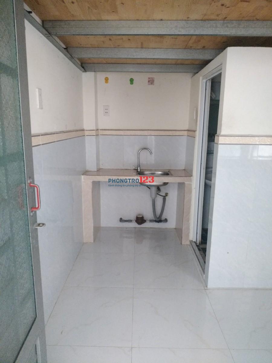 Cho thuê phòng trọ mới sạch khu ĐH CNTP VÀ KCN tân bình
