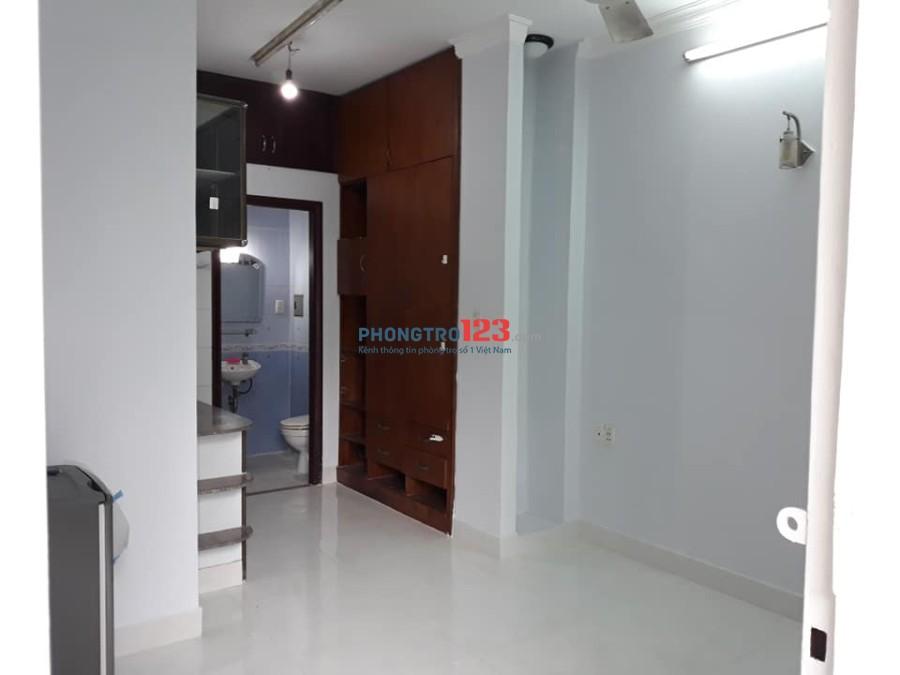Phòng cho thuê 15 m2 ở Cao Lỗ, P.4, Q.8