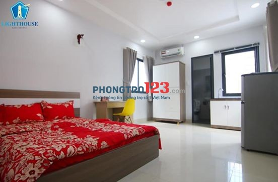 Phòng cao cấp Q.1 30m2 gần ĐH Sư Phạm- ĐH KH Tự Nhiên