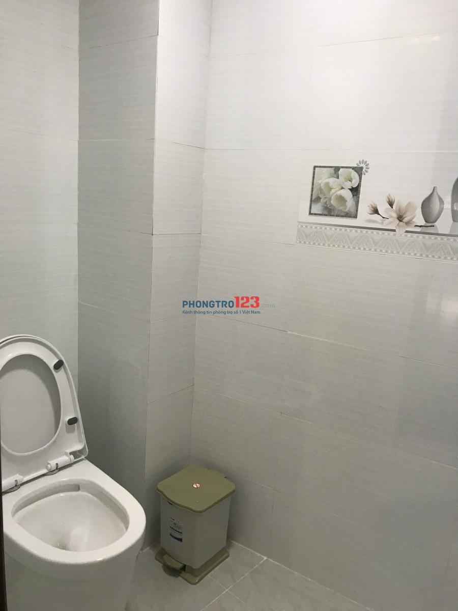 Phòng mới, đầy đủ nội thất ngay Nguyễn Thái Sơn