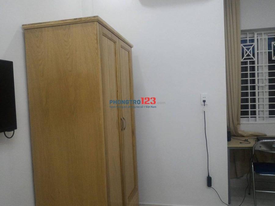 Cho thuê phòng cao cấp yên tĩnh, tự do 24/24, đường Nguyễn Văn Giai, quận 1, giá 4.5tr/th