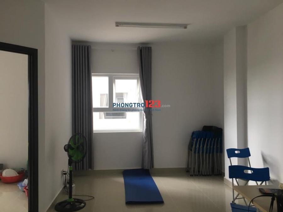 Cho thuê căn hộ Đạt Gia - Tô Ngọc Vân, Thủ Đức-60m2-2PN-2WC-tầng 11- căn góc