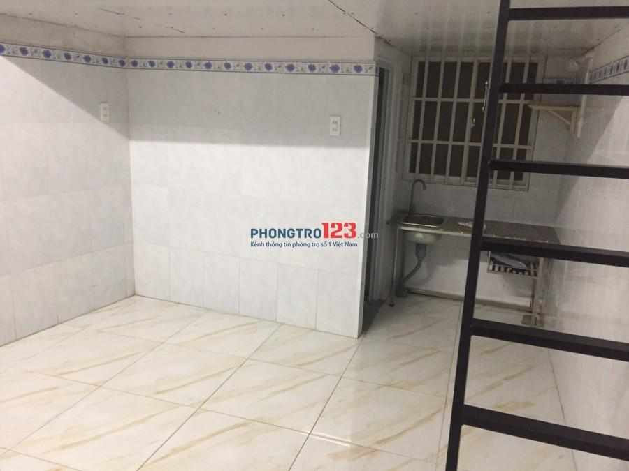 Thuê phòng mới xây, an ninh, sạch sẽ, thoáng mát Q.7