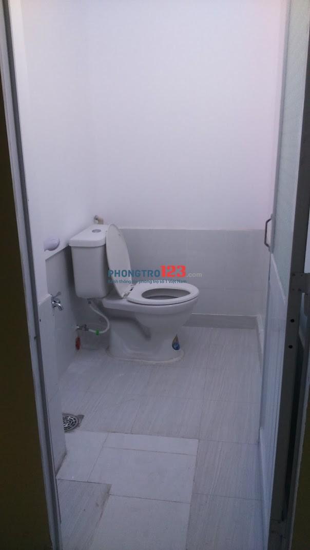 Cho thuê phòng đủ tiện nghi gần vòng xoay Lý Thái Tổ Q.10
