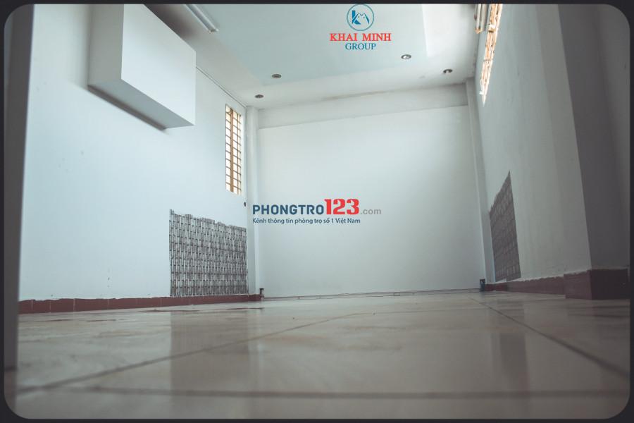 Phòng 35m2, phòng bếp riêng, giờ giấc tự do, có bảo vệ- gần Hutech