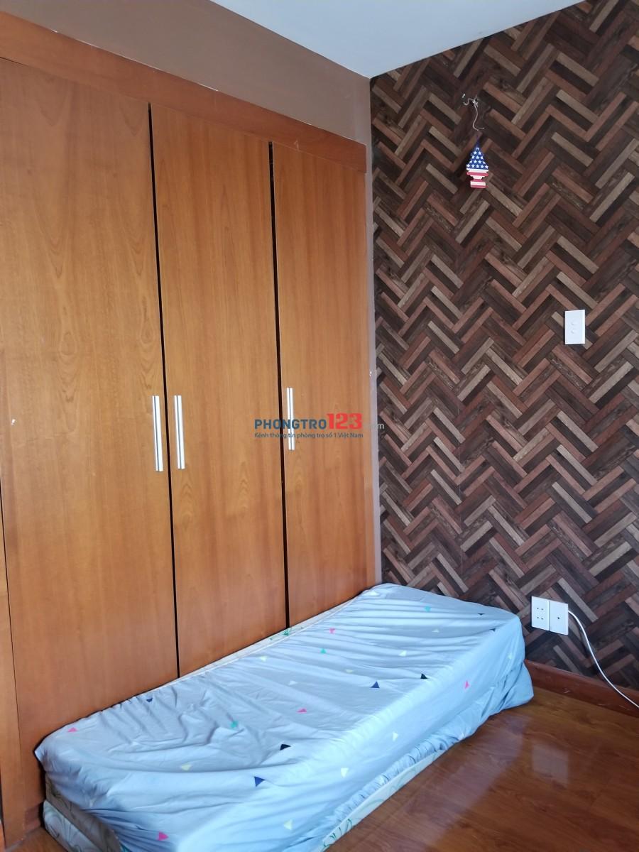 Cho thuê phòng trong chung cư cao cấp Giai Việt, Q.8